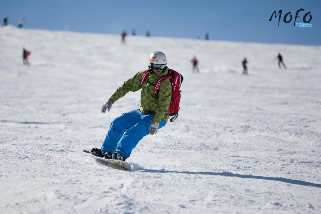 snowboard vakantie