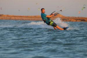kitesurf safari